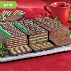Dobosh Torte - Double Chocolate