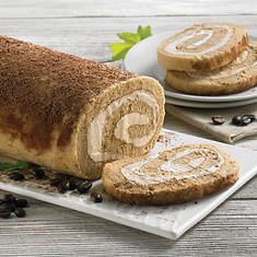 Creamy Cake Roll - Tiramisu