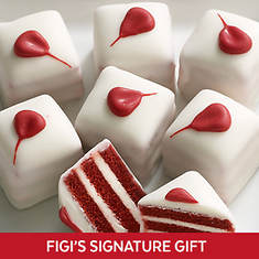 Gift Petit Four Favorites - Red Velvet