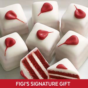 Gift Petit Four Favorites - Red Velvet