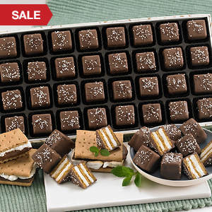 Gift Petit Four Favorites - Smore