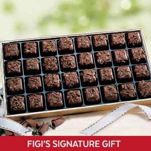 Gift Petit Four Favorites - Double Chocolate