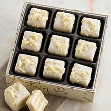 Gift Petit Fours - Royal Vanilla