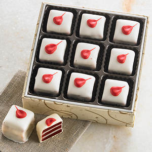 Gift Petit Fours - Red Velvet
