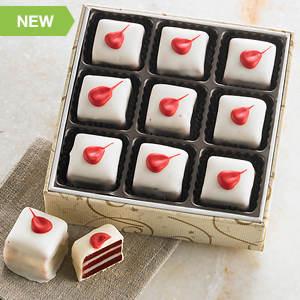 Gift Petit Fours - Red Velvet