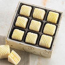 Gift Petit Fours - Lemon Mist