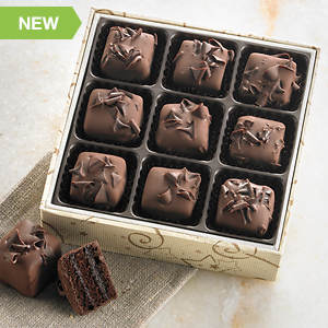 Gift Petit Fours - Double Chocolate