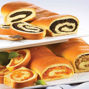 Old World Kolacky Pastries - Apricot