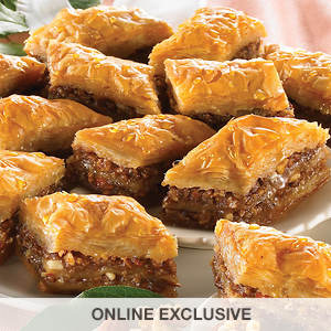 Traditional Baklava
