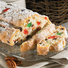 Holiday Butter Stollen