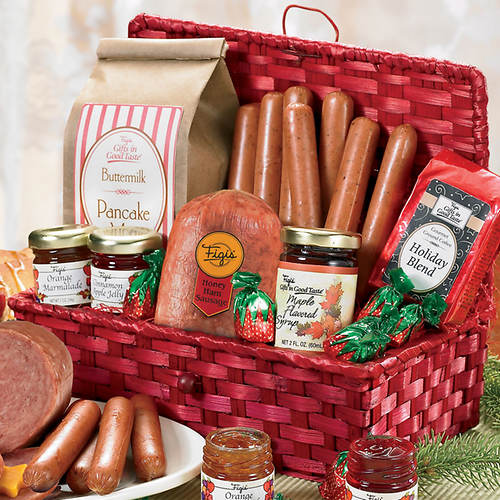 Heartland Breakfast Gift Basket - Flavor Out of Stock ...