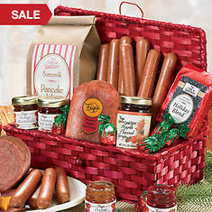 Heartland Breakfast Gift Basket