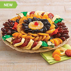 Sun-Drenched Dried Fruit Assortment
