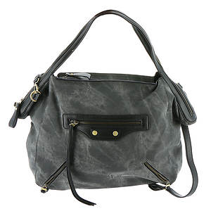 SR Squared By Sondra Roberts Street Smart Shopper Shoulder Bag