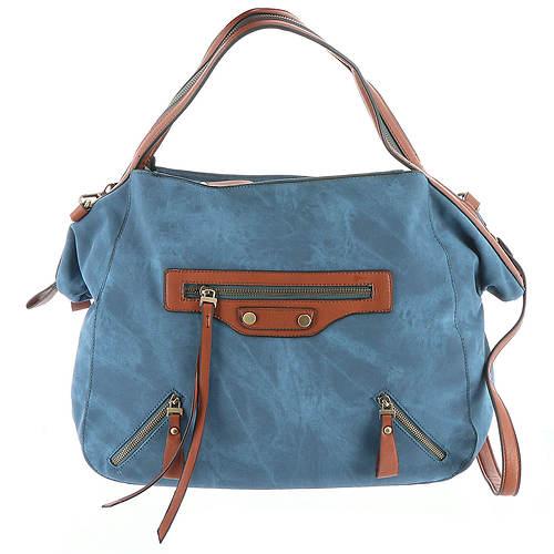 SR Squared By Sondra Roberts Street Smart Shopper Shoulder Bag