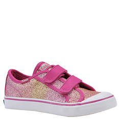 Keds Glittery Hook and Loop (Girls' Infant-Toddler)