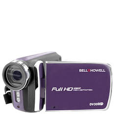 Bell & Howell® 1080p Full HD Camcorder