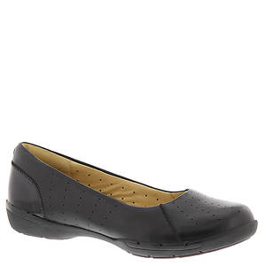 Clarks Un Hearth Leather Flat (Women's)