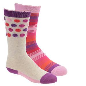 Stride Rite Girls' 2-Pack Brenley Knee High Socks