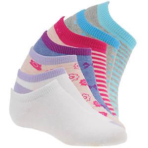 Stride Rite Girls' 7-Pack Brooke No Show Socks