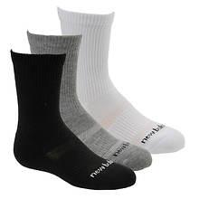 New Balance Boys' N1050-906-3 3-Pack Crew Socks