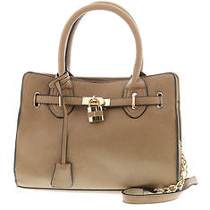 Michaela Lock Satchel
