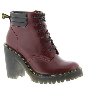 Dr Martens Persephone 6-Eye Padded Collar Boot (Women's)