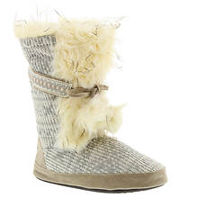 MUK LUKS Winter White Jewel (Women's)