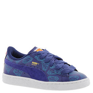 PUMA Basket Superman Jr (Boys' Toddler-Youth)