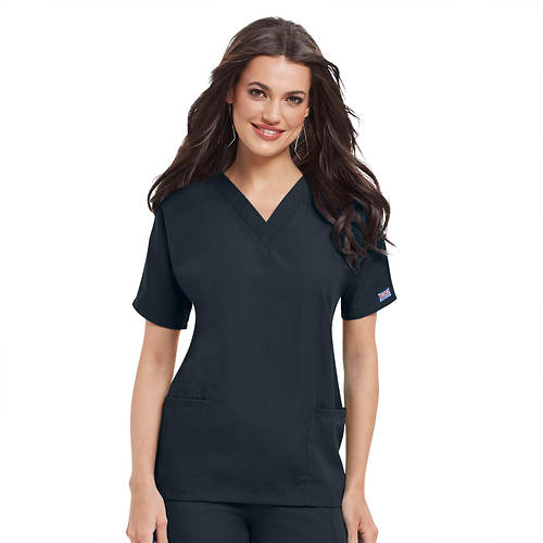 Cherokee Medical Uniforms V Neck Top