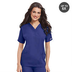 Cherokee Medical Uniforms V-Neck Top