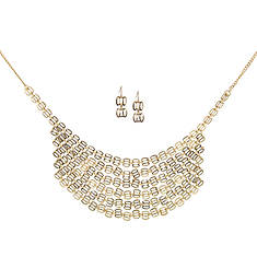 Chain Necklace Set