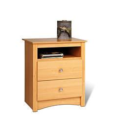 Sonoma 2 Drawer Nightstand
