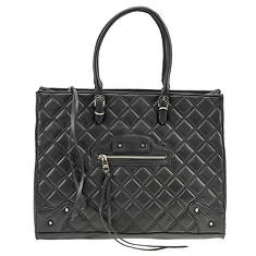 Steve Madden BZINNIA Quilted Tote Bag