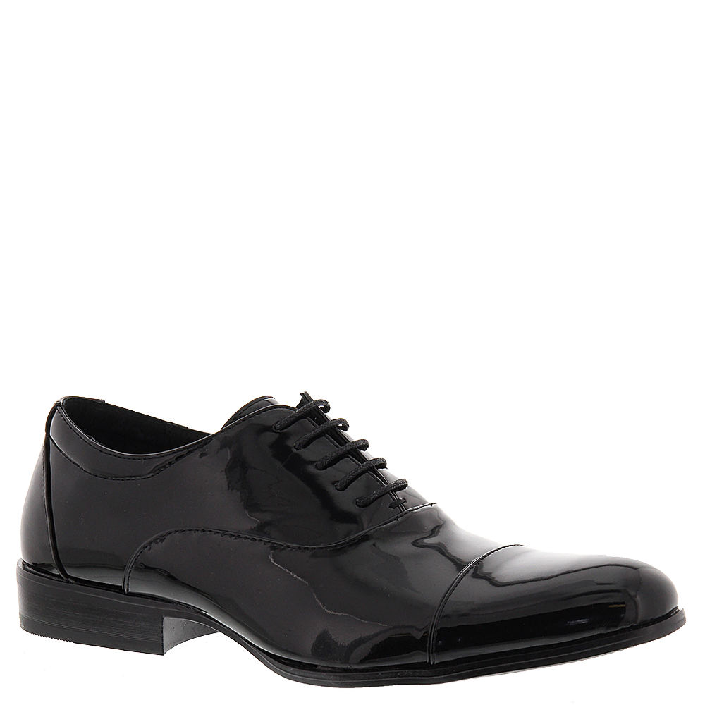 1940s Men's Formalwear Stacy Adams Gala Mens Black Oxford 8.5 W $64.95 AT vintagedancer.com