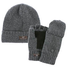 UGG® Heritage Hat and Mitten Gift Set (Men's)