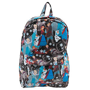 Loungefly Disney Frozen Multi Character Backpack