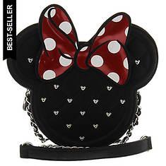 Loungefly Minnie Mouse Die Cut Crossbody Bag