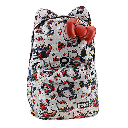 Loungefly Hello Kitty Flash Tattoo Backpack
