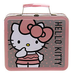 Loungefly Hello Kitty Pink Bow Lunchbox