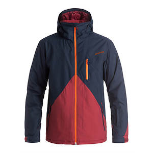 Quiksilver Men's Mission Color Block Jacket