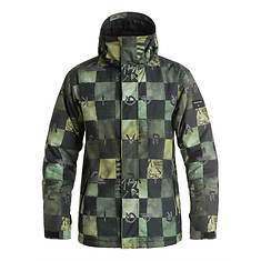 Quiksilver Mission Printed Jacket