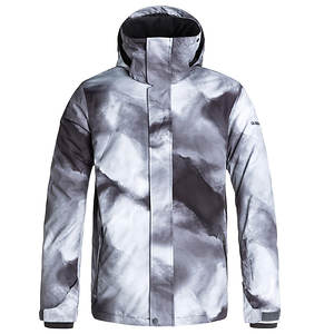 Quiksilver Men's Travis Rice Mission Printed Jacket