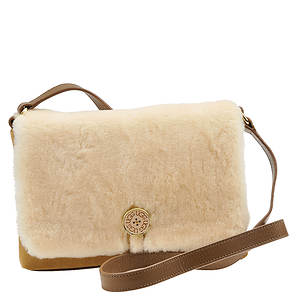 UGG® Bailey Leather Messenger Bag