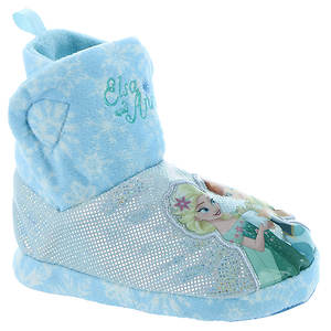 Disney Frozen Sequined Boot Slipper (Girls')