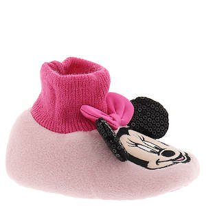 Disney Minnie Mouse Bow Slipper (Girls')