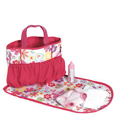 Adora Doll Diaper Bag with Accessories
