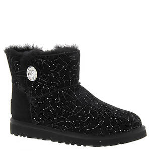 UGG® Mini Bailey Button Bling Const (Women's)