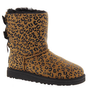 UGG® Bailey Bow Leopard (Girls' Toddler-Youth)