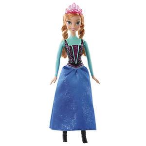 Mattel Disney Frozen Anna Doll